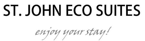 St John Eco Suites Header